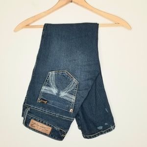 Seven7 Skinny Ankle Jeans Size 6
